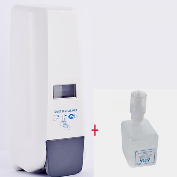 廁板泡沫消毒器連消毒液 C09-0035