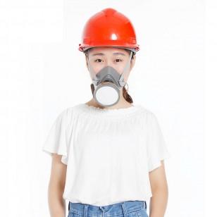 3M 3200防毒面具噴漆農藥PM2.5防塵毒面罩霧霾透氣易呼吸防毒面具