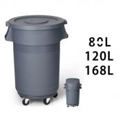 圓型垃圾桶