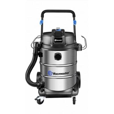 美國VacMaster 50升多功能不銹鋼桶吸水吸塵機