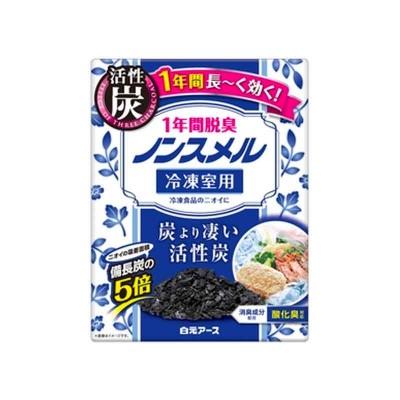 白元 - 三重炭冰格吸味器(一年裝) 1個
