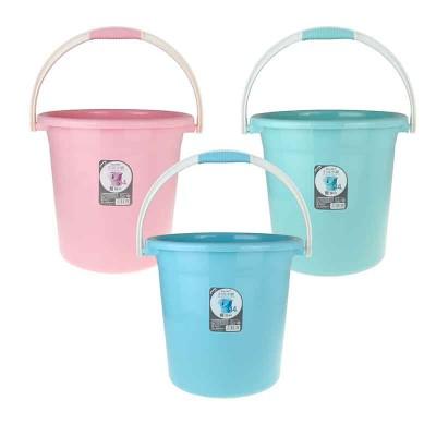 家用手提塑料大號水桶