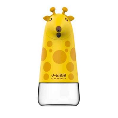 自動感應洗手液機-長頸鹿