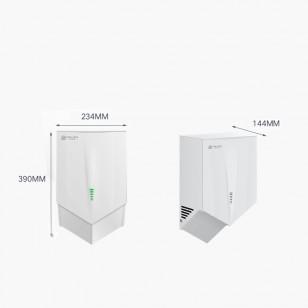 波洛克烘手機全自動感應衛生間乾手器