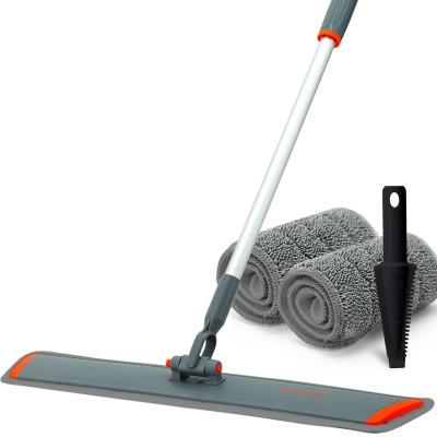 平板拖把家用瓷磚地一拖淨旋轉乾濕兩用