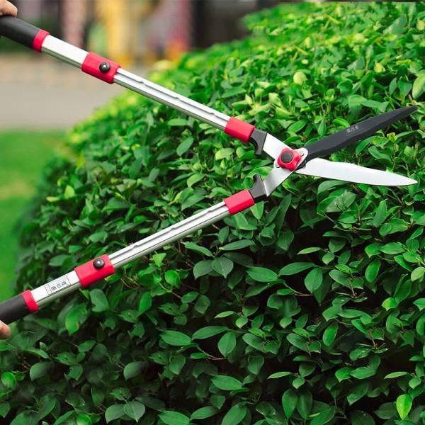 佐川吉1036TA伸縮綠籬剪綠籬機修剪機修花剪園林剪園藝工具