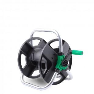 鋁合金可繞20米水管車水車手提車繞管器手提架洗車澆花用品