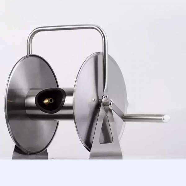 A款自動收管捲管器水管車架套裝